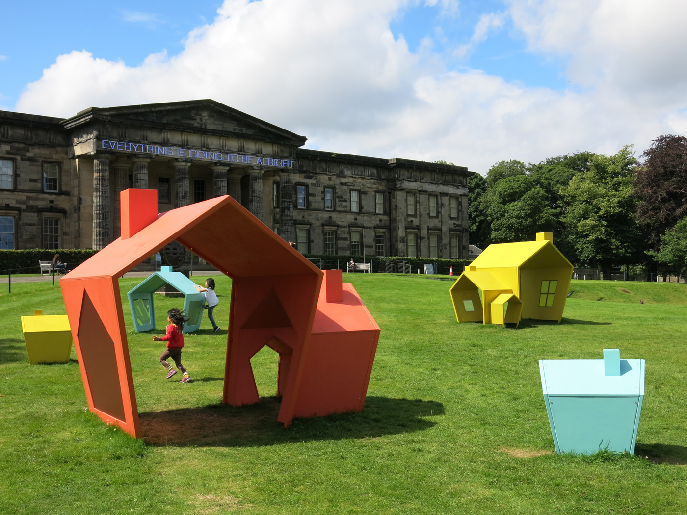 Scottish National Gallery Of Modern Art One Now Build