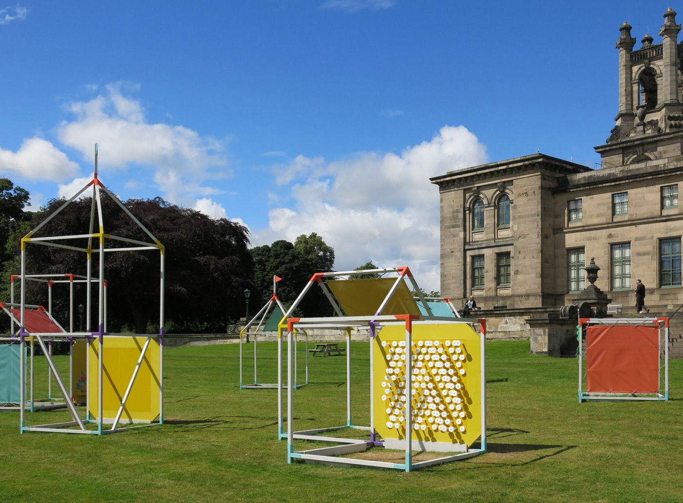 Scottish National Gallery Of Modern Art Two Play Space